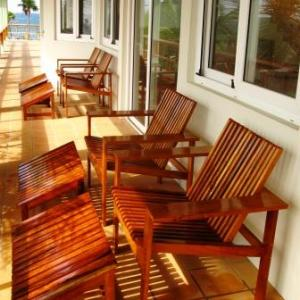 Adirondack chairs with Foot rest
